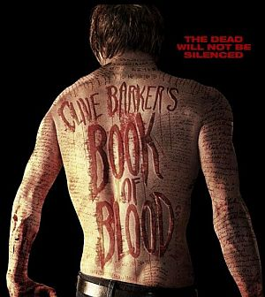 Horror Society: Books of Blood   www.horrorsociety.com