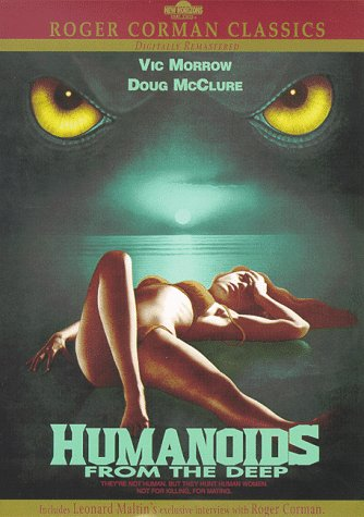 Roger Corman-produced Humanoids from the Deep (1980), directed by Barbara