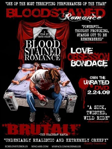 Bloodstained Romance movie