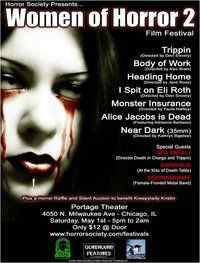Horror Society: Women of Horror 2 Lineup   www.horrorsociety.com
