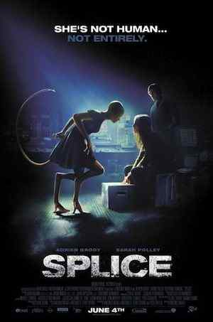 Istota  Splice [2010] [PL SUBBED] [R5 XviD]