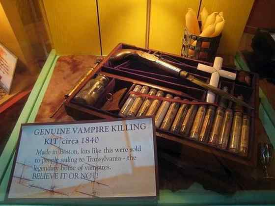 Horror Society: Vampire Kits (22 pics)   www.horrorsociety.com