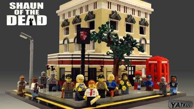 Horror Society: Shaun of The Dead to become a LEGO set. Maybe...   www.horrorsociety.com