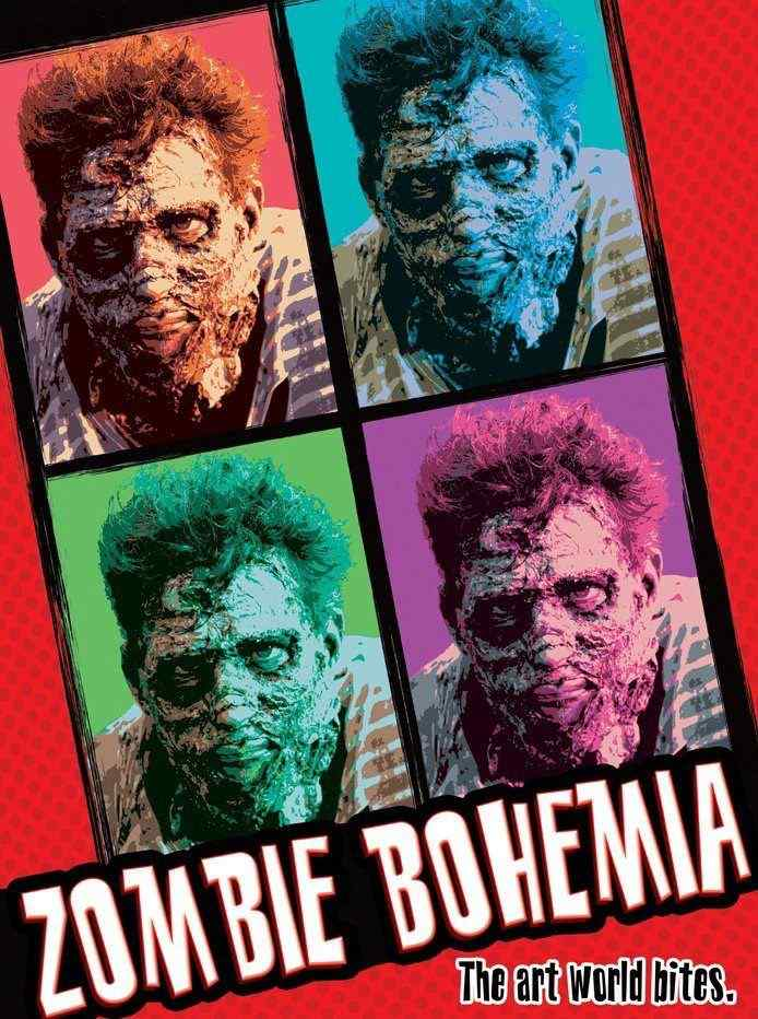 Horror Society: Zombie Bohemia: The Series   first promo and kickstarter campaign.    www.horrorsociety.com