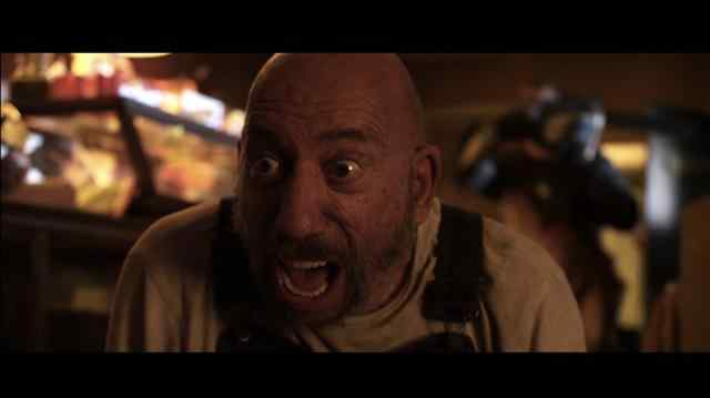 Horror Society: Sid Haig, Devanny Pinn, and Jeffery Combs in THE PENNY DREADFUL PICTURE SHOW.   www.horrorsociety.com
