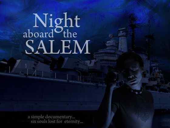 Horror Society: Night Aboard The Salem is about to set sail!   www.horrorsociety.com