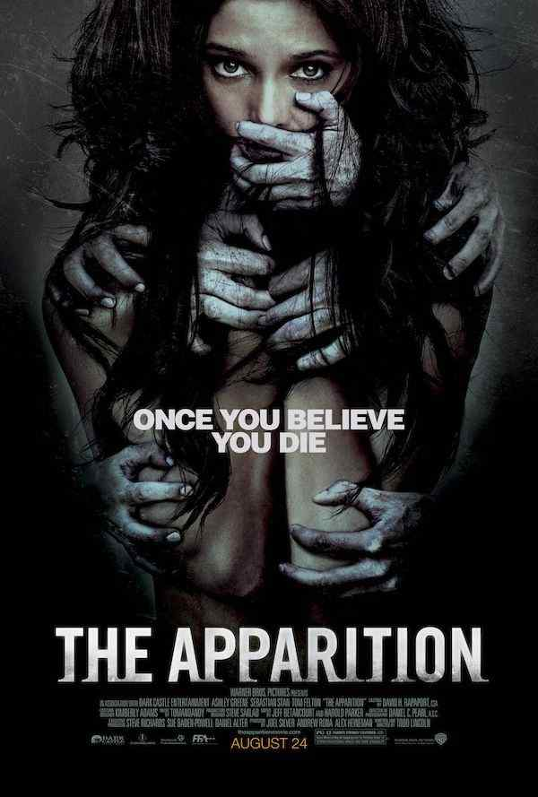 Horror Society: (CLOSED)   THE APPARITION Early Screening Chance for Chicago!!   www.horrorsociety.com