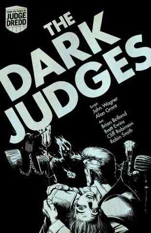 Horror Society: Judge Dredd Joins World Book Night   www.horrorsociety.com