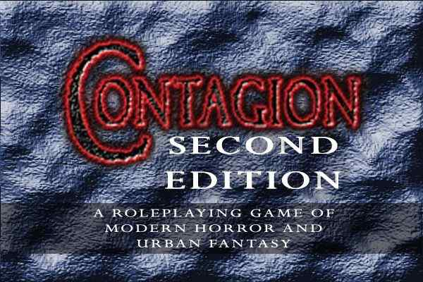 Horror Society: Fundraising   Contagion Second Edition   www.horrorsociety.com