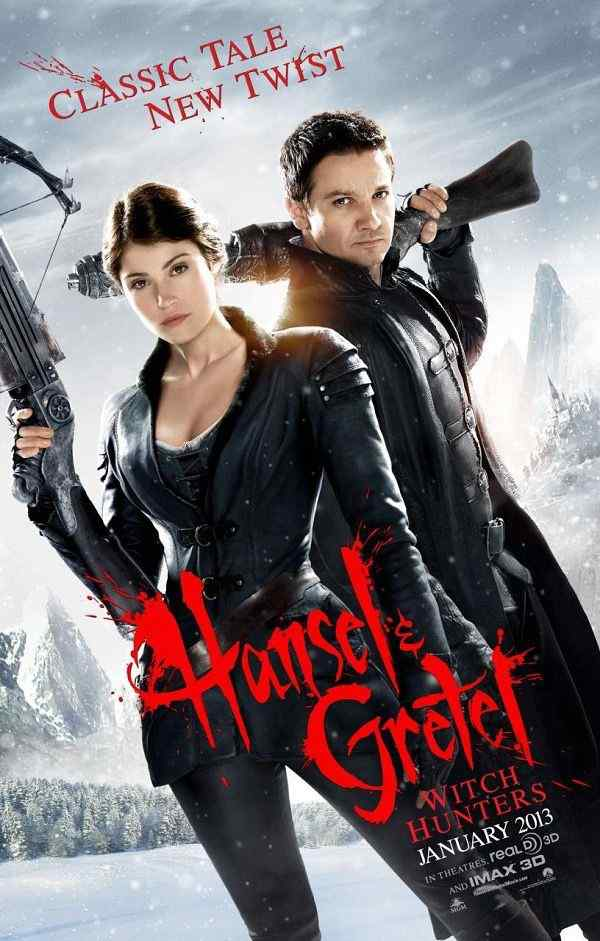Horror Society: Hansel & Gretel: Witch Hunters (2013) Review   www.horrorsociety.com