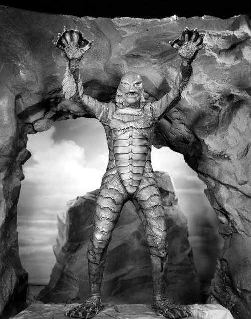 Horror Society: Creature from the black lagoon (1954) Retro Review   www.horrorsociety.com