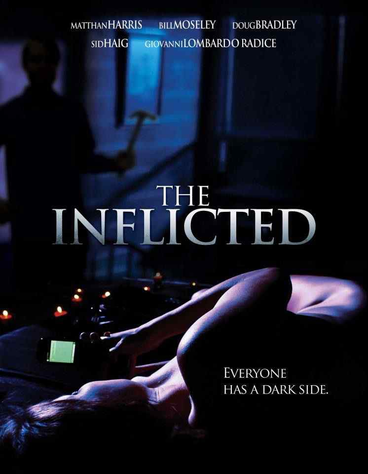 Horror Society: The Inflicted Heading to DVD this May   www.horrorsociety.com
