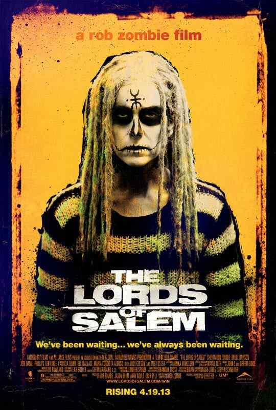 Horror Society: More new pics from Rob Zombies The Lords of Salem   www.horrorsociety.com