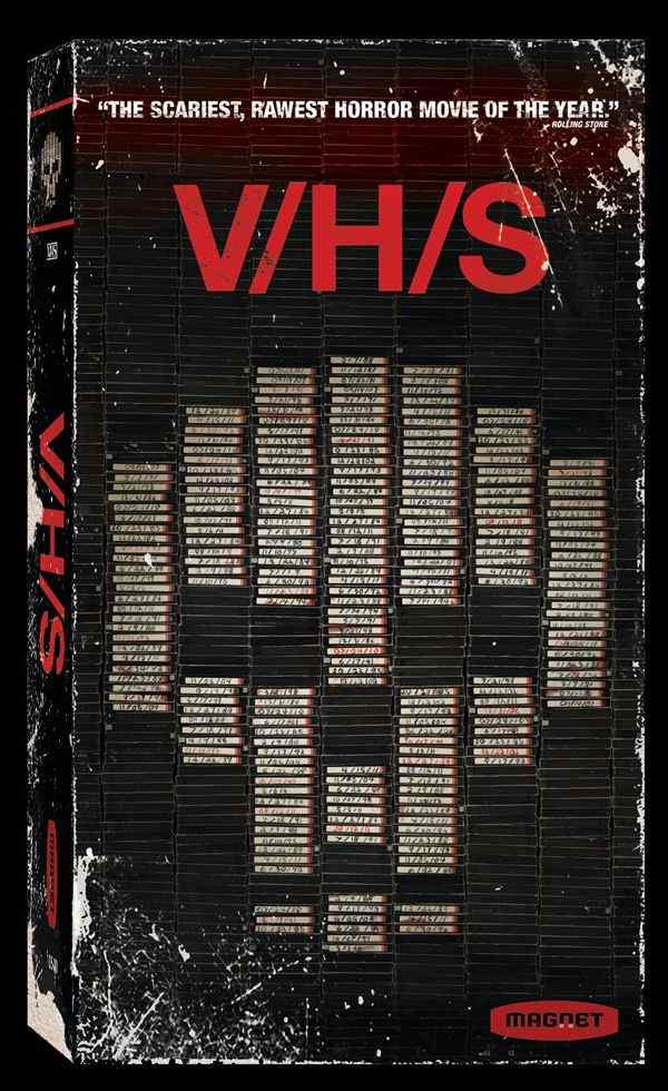 Horror Society: V/H/S is now available on VHS in the U.S.   www.horrorsociety.com