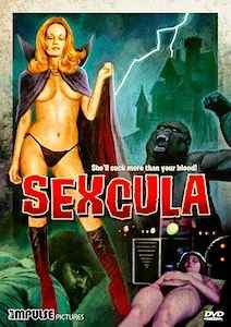 Horror Society: SEXCULA from Impulse Pictures   www.horrorsociety.com