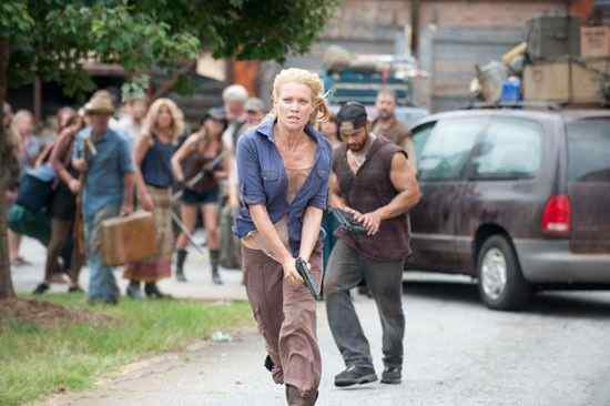 Horror Society: Exclusive Photos From The Walking Dead   www.horrorsociety.com