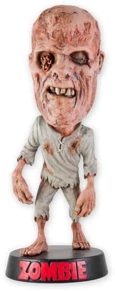 Horror Society: Coolness:  Lucio Fulcis Zombie Collectible Bobblehead   www.horrorsociety.com