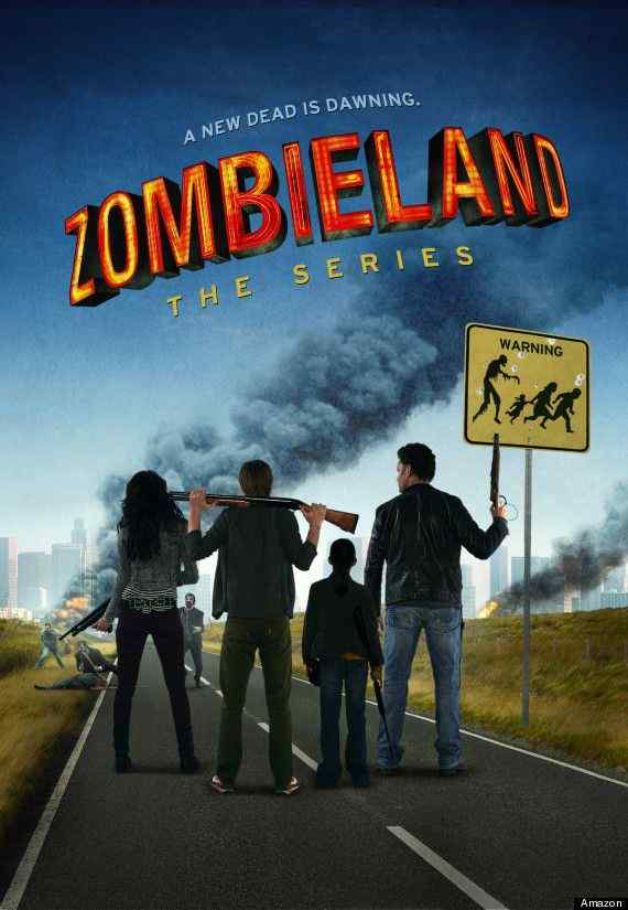 Horror Society: TV   New Zombieland TV Series One Sheet   www.horrorsociety.com