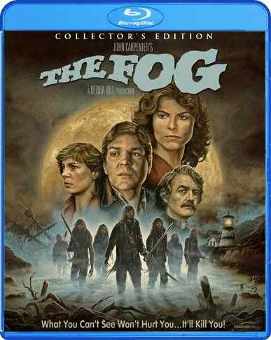 Horror Society: Scream Factory The Fog and The Incredible Melting Man Blu Ray and DVD Press Release   www.horrorsociety.com