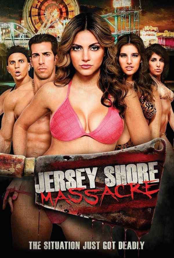 Jersey Shore Massacre poster drop - Horror Society