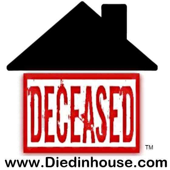 Died In House Logo 2 Horror Society