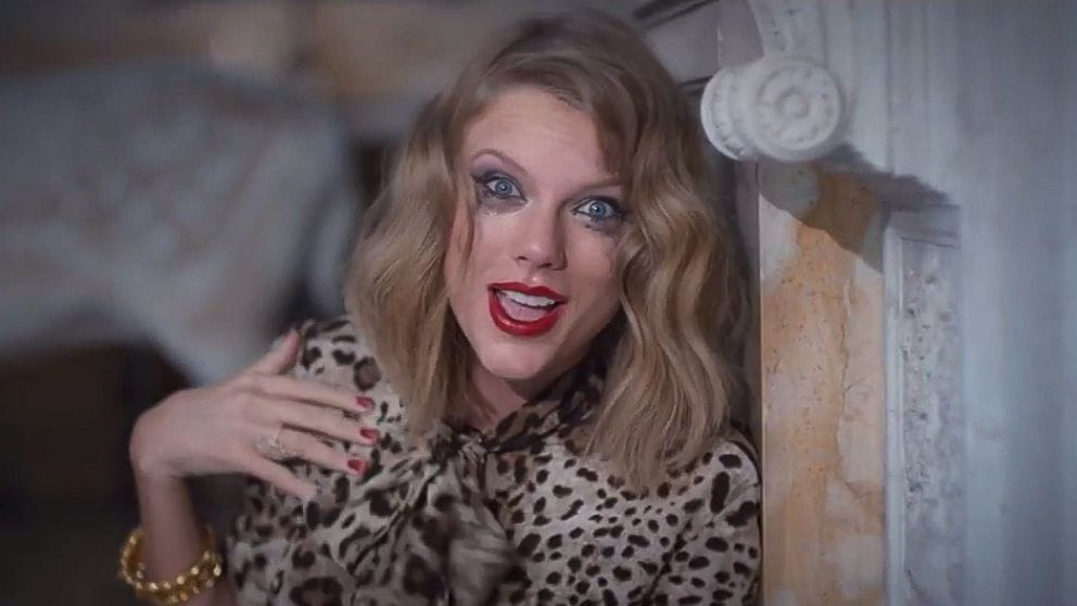 Taylor swift s quot blank space quot is really a horror movie trailer