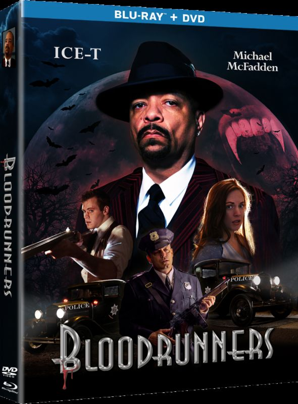 Image result for bloodrunners blu ray images