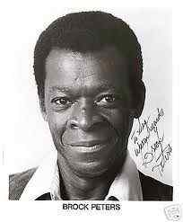 brock peters wife
