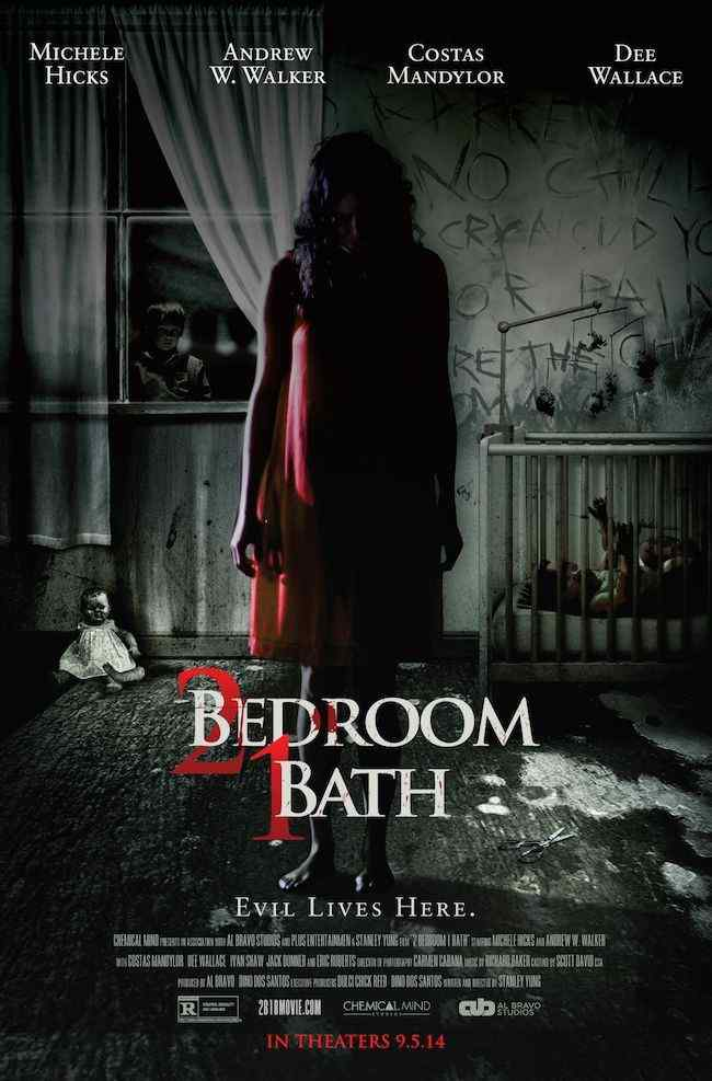 2 bedroom 1 bath is the scariest of haunts theatrical