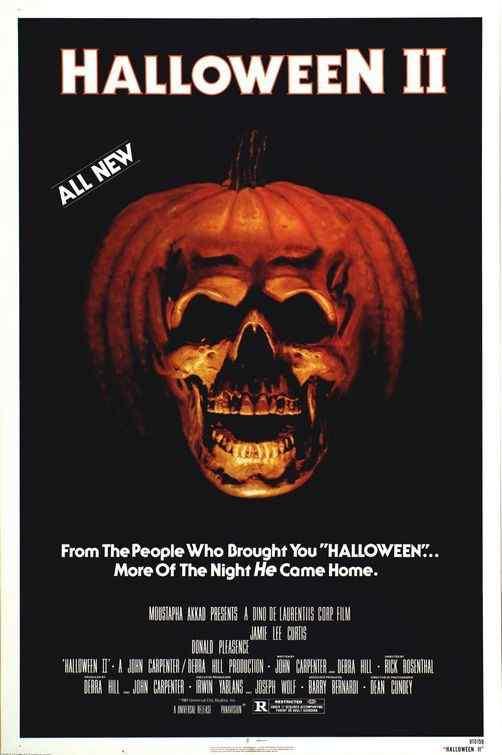 Halloween 2 Movie 1981