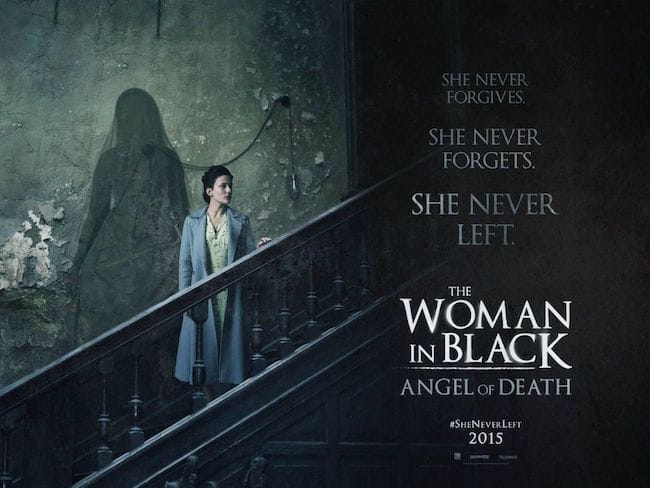 the woman in black 2 angel of death 2015 review horror