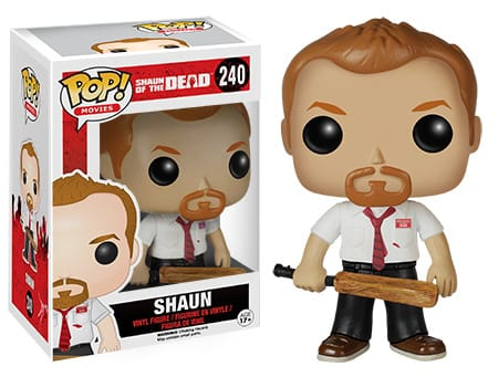 Funko S Pop Movies Shaun Of The Dead Figures Horror