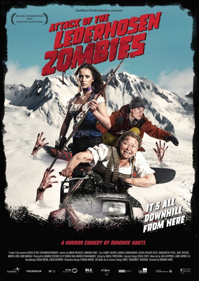 Image result for attack of the lederhosen zombies full movie