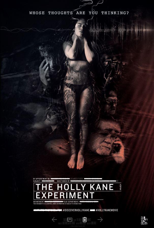 Holly Kane Experiment 2017