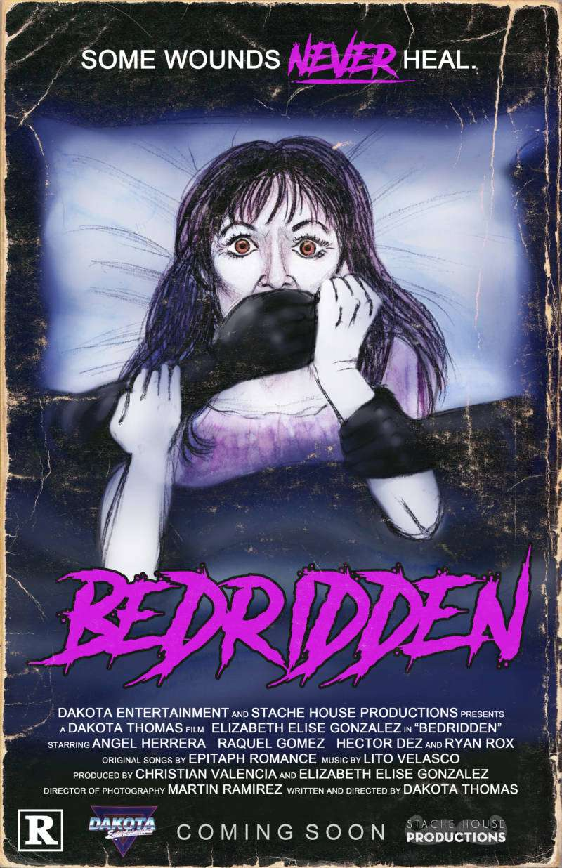 Bedridden: First Official Photo