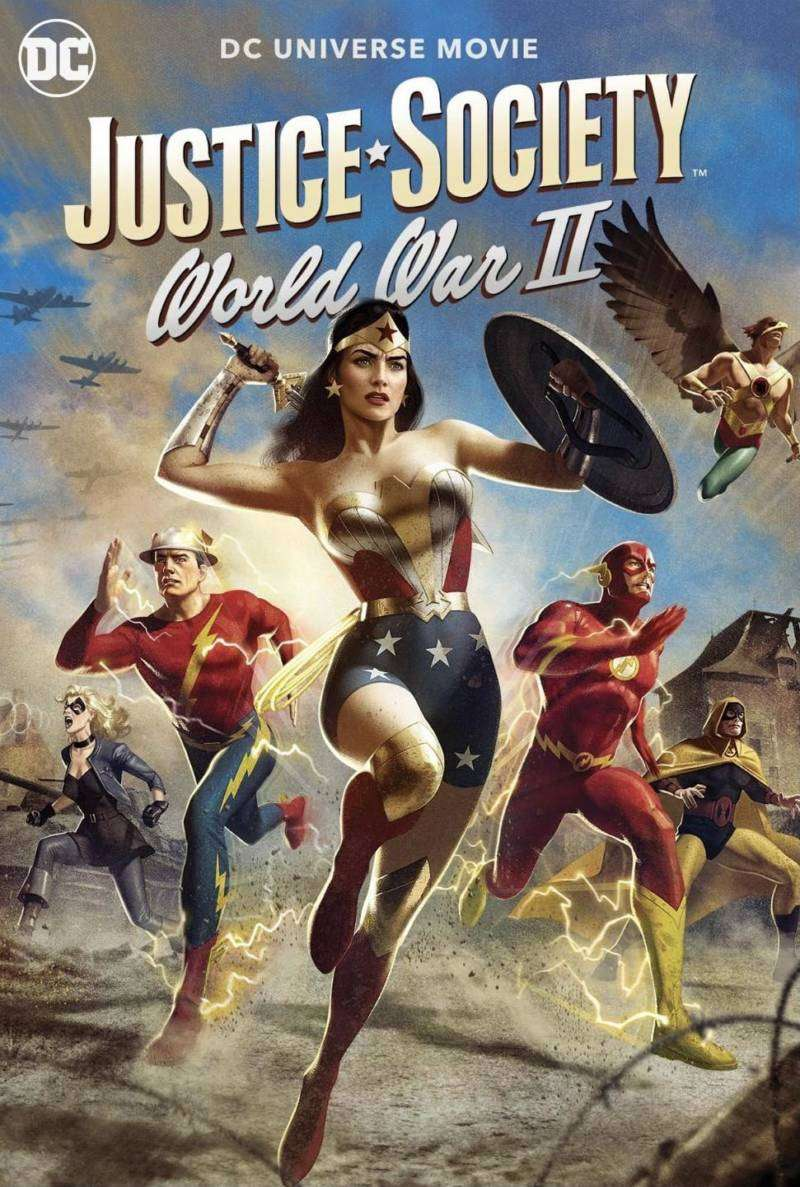 Justice Society: World War II (Review)
