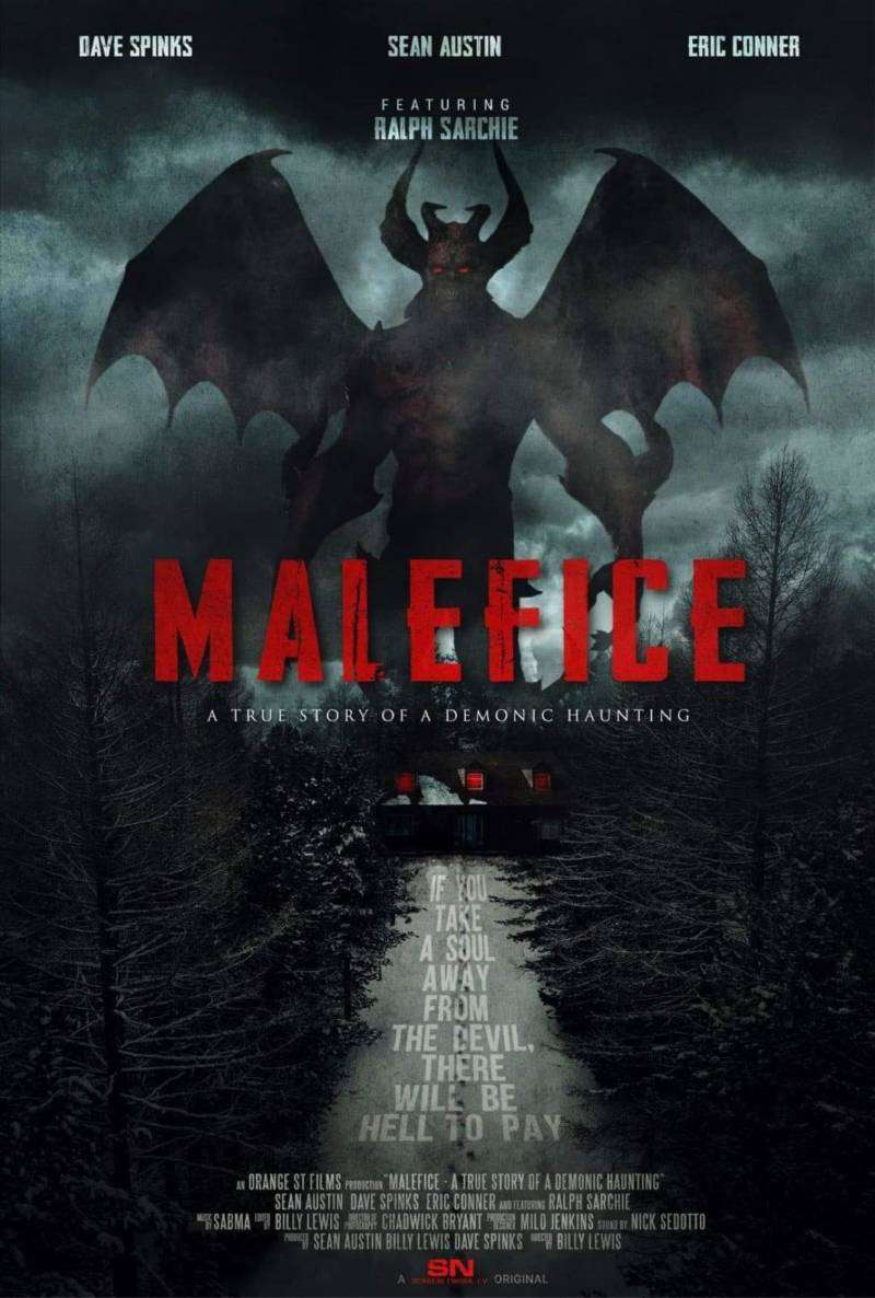 Review: MALEFICE – A TRUE STORY OF A DEMONIC HAUNTING