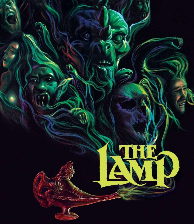 Blu Review – The Lamp (Vinegar Syndrome)